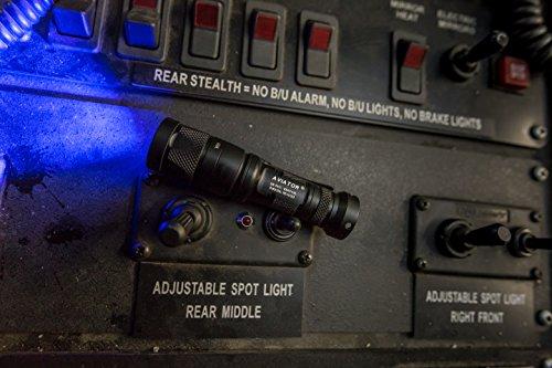 SureFire-Aviator-Flashlights-with-Dual-Output-Multi-Spectrum-LED