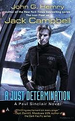 A Just Determination (A Paul Sinclair Novel)