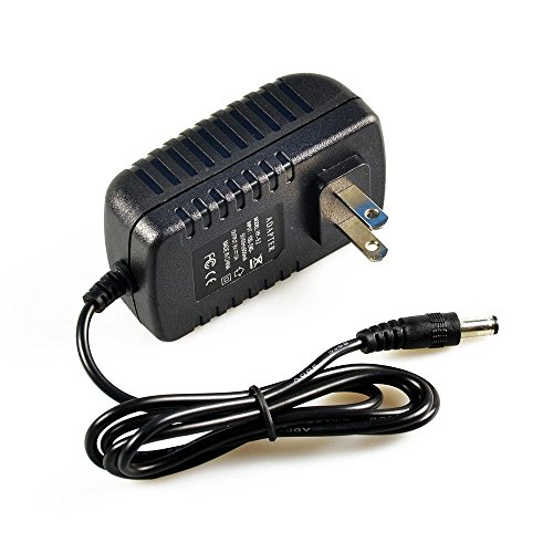 BOLWEO AC 100-240V to DC 9V 2A Power Supply Adapter, 18W Ada