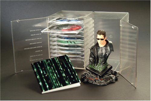 The Ultimate Matrix Collection Limited Edition Collector's Set (The Matrix / Reloaded / Revolutions / Revisited / The Animatrix) by Warner Home Video