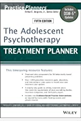 The Adolescent Psychotherapy Treatment Planner: Includes DSM-5 Updates (PracticePlanners) Kindle Edition