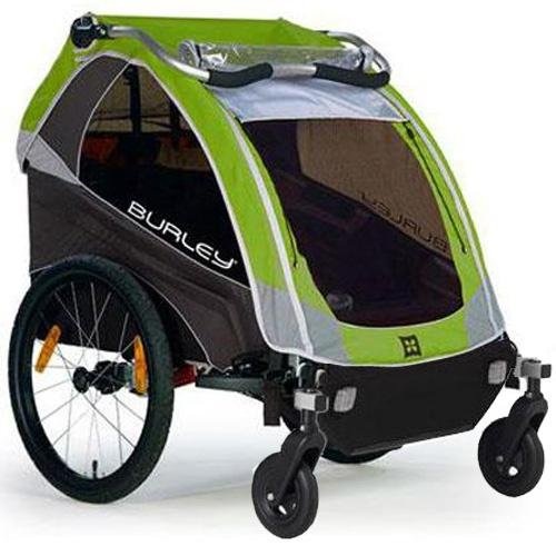 2 Wheel Stroller Kit Burley - 3
