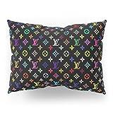Society6 Black Love Pillow Sham Standard (20'' x 26'') Set of 2
