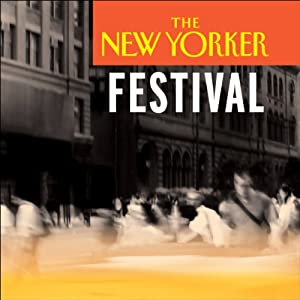 The New Yorker Festival - Master Class in the Graphic Novel Speech