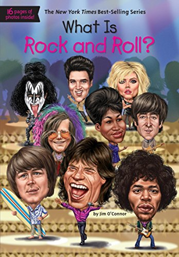 Books : What Is Rock and Roll? (What Was?)