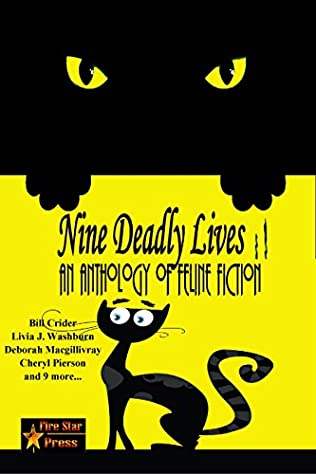 book cover of Nine Deadly Lives