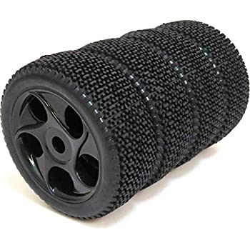 1:8 RC fuera de carretera Buggy Neumáticos Ruedas para Coche Losi Hpi Xtr Badlands actualización 4 un