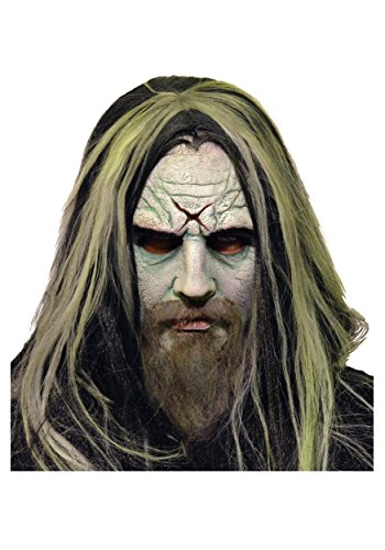 Trick or Treat Studios Men's Rob Zombie Mask, Multi, One -