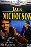 Jack Nicholson Dvd2pack Home Theater Collection/little Shop of Horrors & the Terror