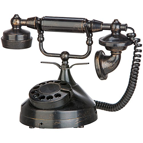 Victorian Style Halloween Decorations (Gemmy Spooky Telephone-Victorian)