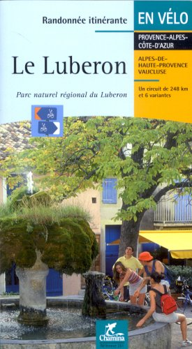 Luberon Pnr En Vlo Provencealpesctedazur (French Edition)