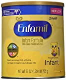 Enfamil Infant Baby Formula - Powder - 27 oz - 2 pk