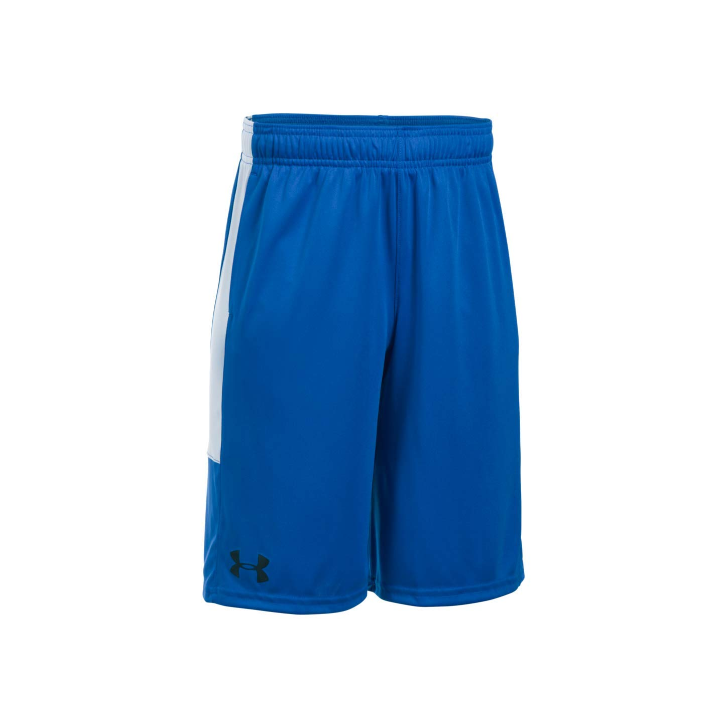 Under Armour Boys Instinct Shorts,Ultra Blue /Black Youth X-Large by Under Armour