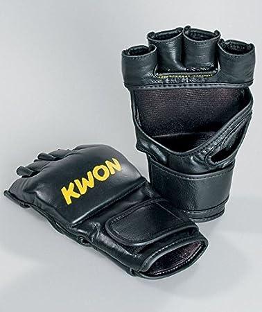 KWON MMA Handschuh Leder SM: : Sport & Freizeit