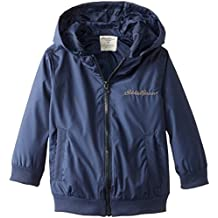 Eddie Bauer Girls' Hooded Windbreaker (More Styles Available)