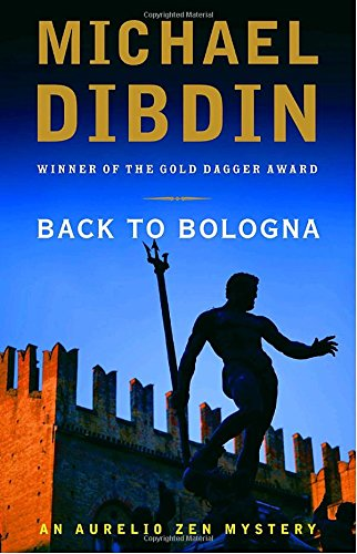 Book cover for Back to Bologna