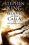 Front cover for the book Wolves of the Calla by Stephen King