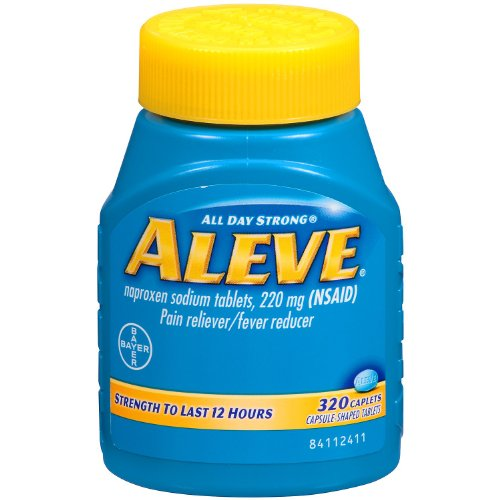 Aleve Strong Reducer Naproxen Tablets product image