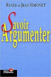 SAVOIR ARGUMENTER. Du dialogue au débat