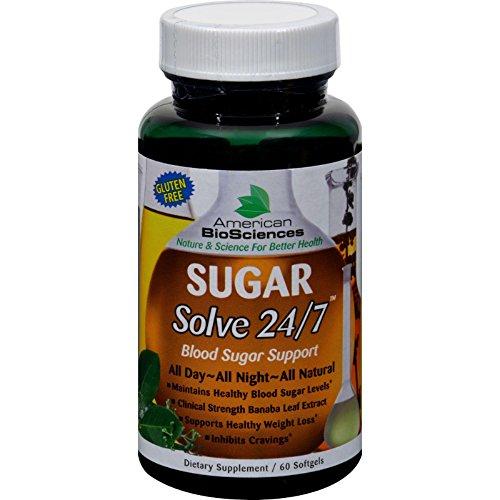 Sugar Solve 24/7 (Solve 24/7 Healthy)