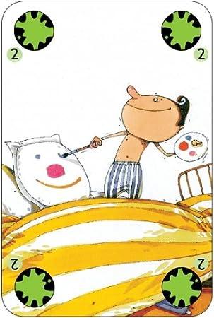 Amazon.com: Djeco – Juego de cartas – Crazy Familia: Toys ...