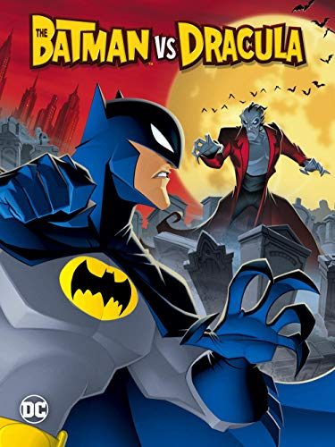 (The Batman vs. Dracula)
