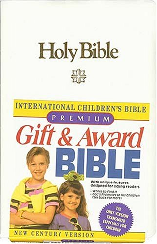 The International Children's Bible (White)