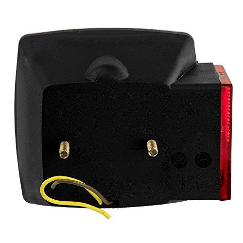 028845003116 - Blazer C6423 Square Trailer Light Kit - Red carousel main 1