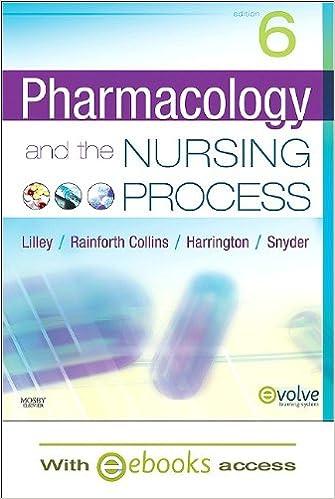 Paginas Para Descargar Libros Pharmacology And The Nursing Process - Text And E-book Package PDF Gratis 2019