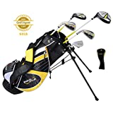 Paragon Rising Star Kids Golf Clubs Set / Ages 5-7 Yellow / Right-Hand
