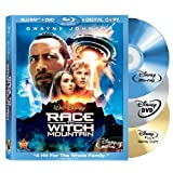 Race to Witch Mountain (Three-Disc Edition: Blu-ray/DVD/Digital Copy)