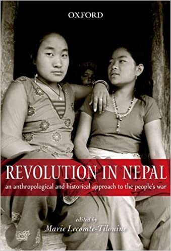 Revolution in nepal an anthropological and historical approach to revolution in nepal an anthropological and historical approach to the peoples war 1st edition ccuart Images