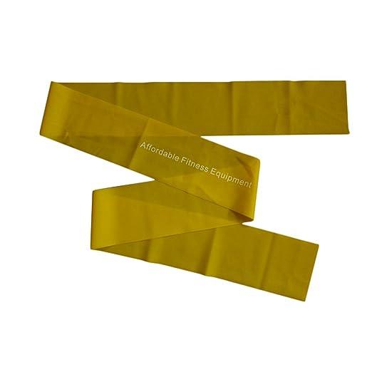 42 opinioni per Bande elastiche di resistenza – extra lunghe di 2m. Allenati ovunque – A casa,
