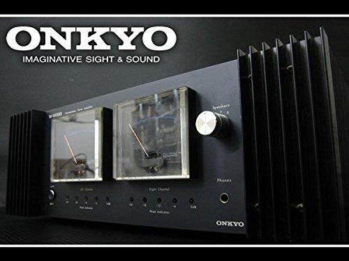 ONKYO オンキョー M-8000 パワーアンプ B00LSGA9TW