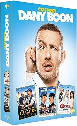 Dany Boon - Coffret 3 films : Supercondriaque + Rien ?? d??clarer + Bienvenue chez les Ch'tis