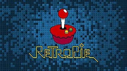 Amazon com: RetroPie 100,000 Video Games for Raspberry Pi 128GB