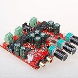 Diybigworld TPA3118 2.1 power amplifier board digital power amplifier board 2.1 speaker amplifier board SANWU