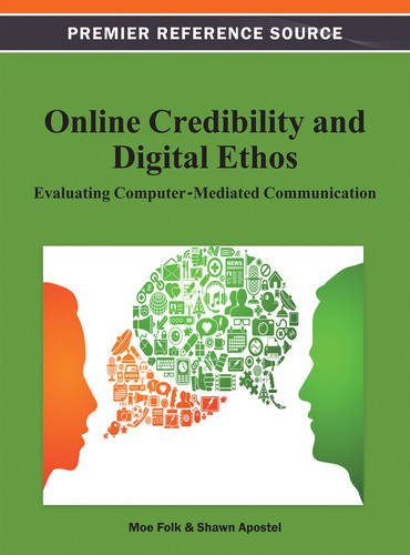 Online Credibility and Digital Ethos: Evaluating Computer-Mediated Communication