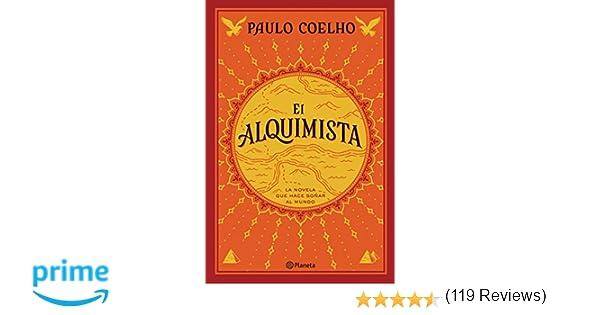 El Alquimista (Biblioteca Paulo Coelho): Amazon.es: Paulo ...