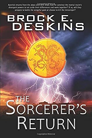 book cover of The Sorcerer\'s Return