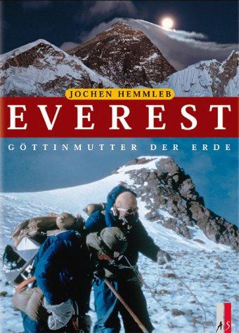 Everest: Göttinmutter der Erde