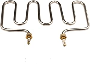 4U Type Tubular Heater Element for Water Heating,U-shape Electric heat tube, 4U Heating Element for Rice Steaming Cart,Liquid Heating Pipe
