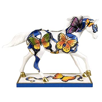 Enesco Trail of Painted Ponies Earth Angels Figurine, 6-Inch