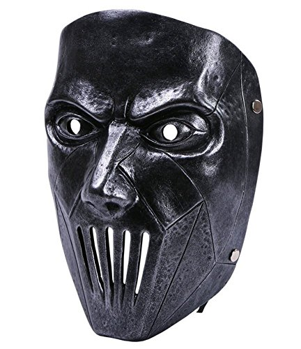 Gmasking Resin Mick Thomson Cospaly Mask 1:1 Prop Replica+Gmask Keychain Sliver