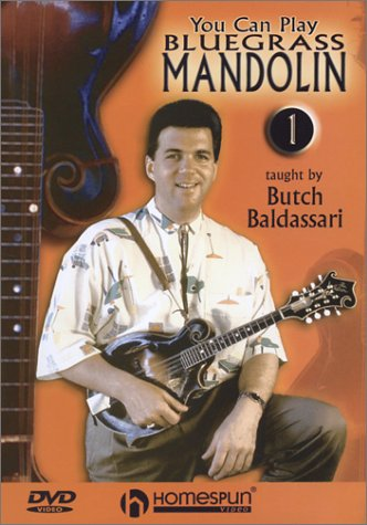 You Can Play Bluegrass Mandolin, Vol. 1
