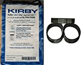 kirby 9 - Kirby NEW 9 Micron Vacuum Cleaner Bags G4 & G5 with belts
