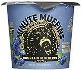 Kodiak Cakes Minute Muffins Mountain Blueberry (2-Pack)