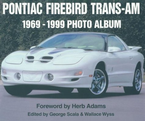 Pontiac Firebird Trans Am: 1969-1999 Photo (1969 Pontiac Firebird Trans Am)