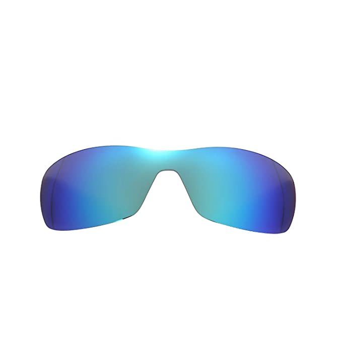 f53fe26b39e Image Unavailable. Image not available for. Color  Polarized Replacement  Lenses for Oakley Antix Sunglasses (Ice Blue) NicelyFit