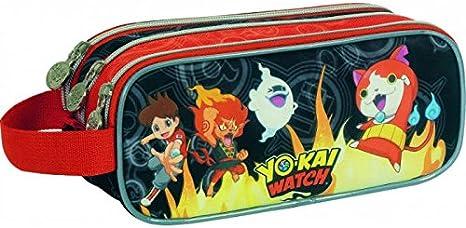 Sportandem Yo Kai Watch Fire Mochila Tipo Casual, 22 cm, Multicolor: Amazon.es: Equipaje